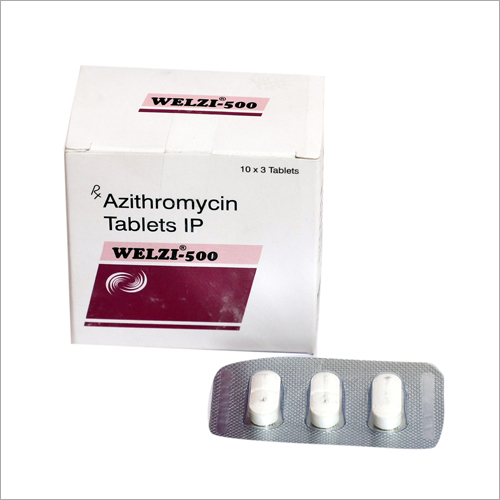 Welzi-500 Tablet