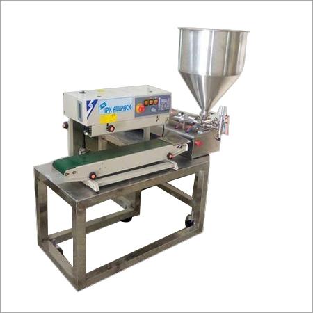 Batter Liquid Filling Machine
