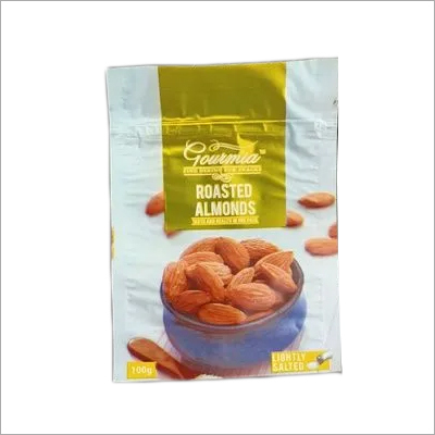 Dry Fruit Laminated Packaging Pouch