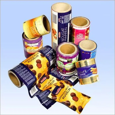 Flexible Laminated Packaging Film