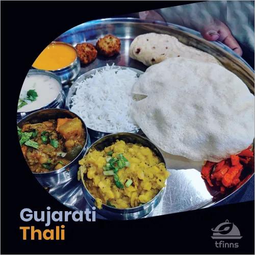 Gujarati Thali Food Delivery Services
