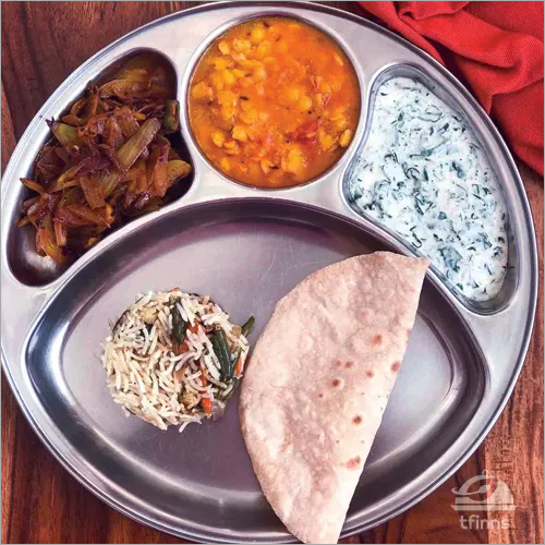 Indian Thali Food Delivery Services