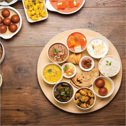 Veg Thali Food Delivery Services