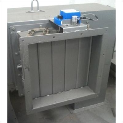 Servo Multi Van Air Dampers And Air Control System
