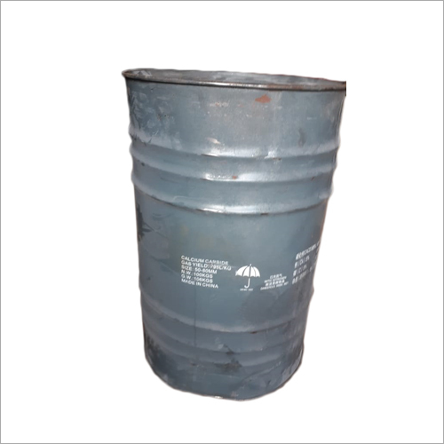 Industrial Calcium Carbide Drum