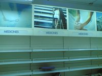 Medical Store Rack