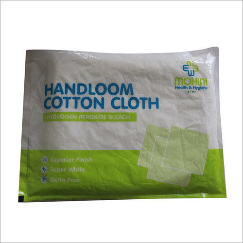 Hygiene Handloom Cotton Cloth