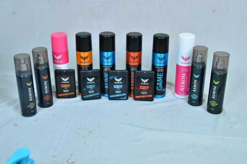Aerom Body Spray