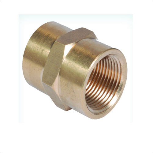 Pipe Brass Connector NPT