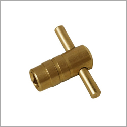 Brass Wing And Nut Keys