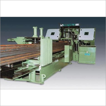 Pipes Tubes Bandsaw