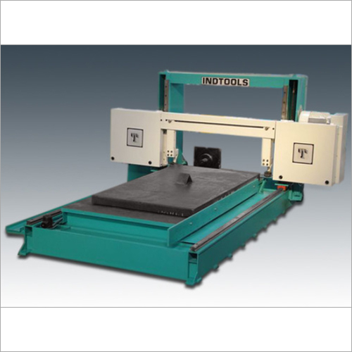 Steel Slab Plate Slicing Bandsaw Machine