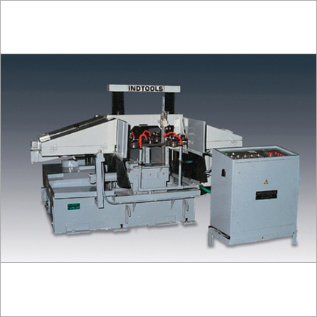 Automatic Aluminum Billet Cutting Bandsaw Machine For Extrusion