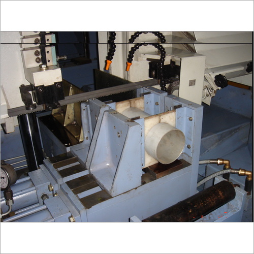Thin Wall SS Aluminum Tube Cutting Machine