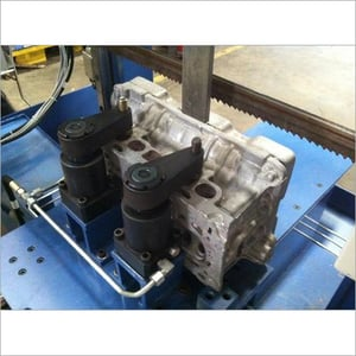 Automatic Cylinder Head Runner Riser Cutting Machines