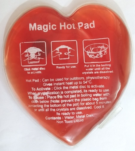 Magic Hot Pad