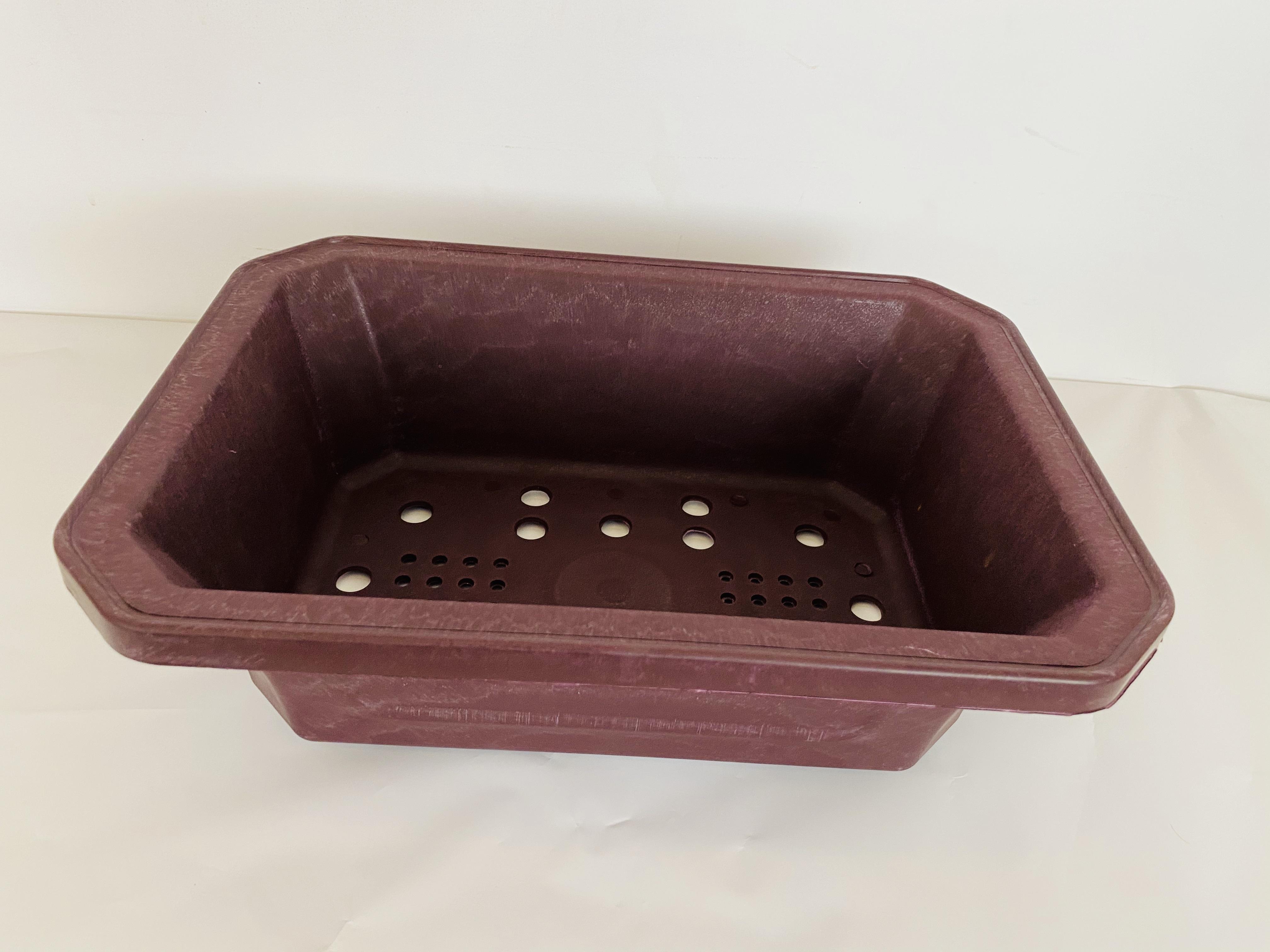 Bonsai Pot, Bonsai Tray