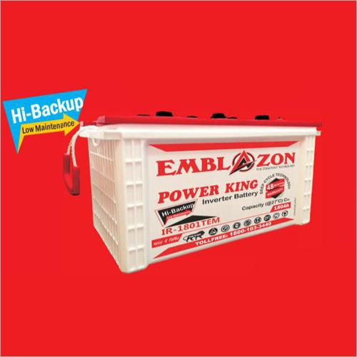 180Ah Power King Inverter Batteries