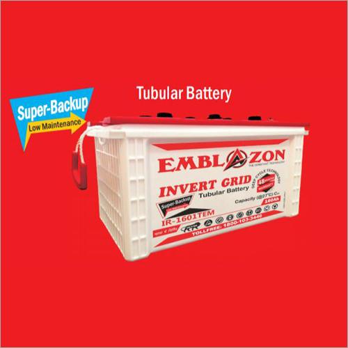 160Ah Invert Grid Tubular Battery