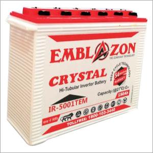150AH Crystal Hi Tublar Inverter Battery