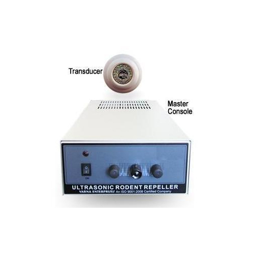 Ultrasonic Rat Repellent System
