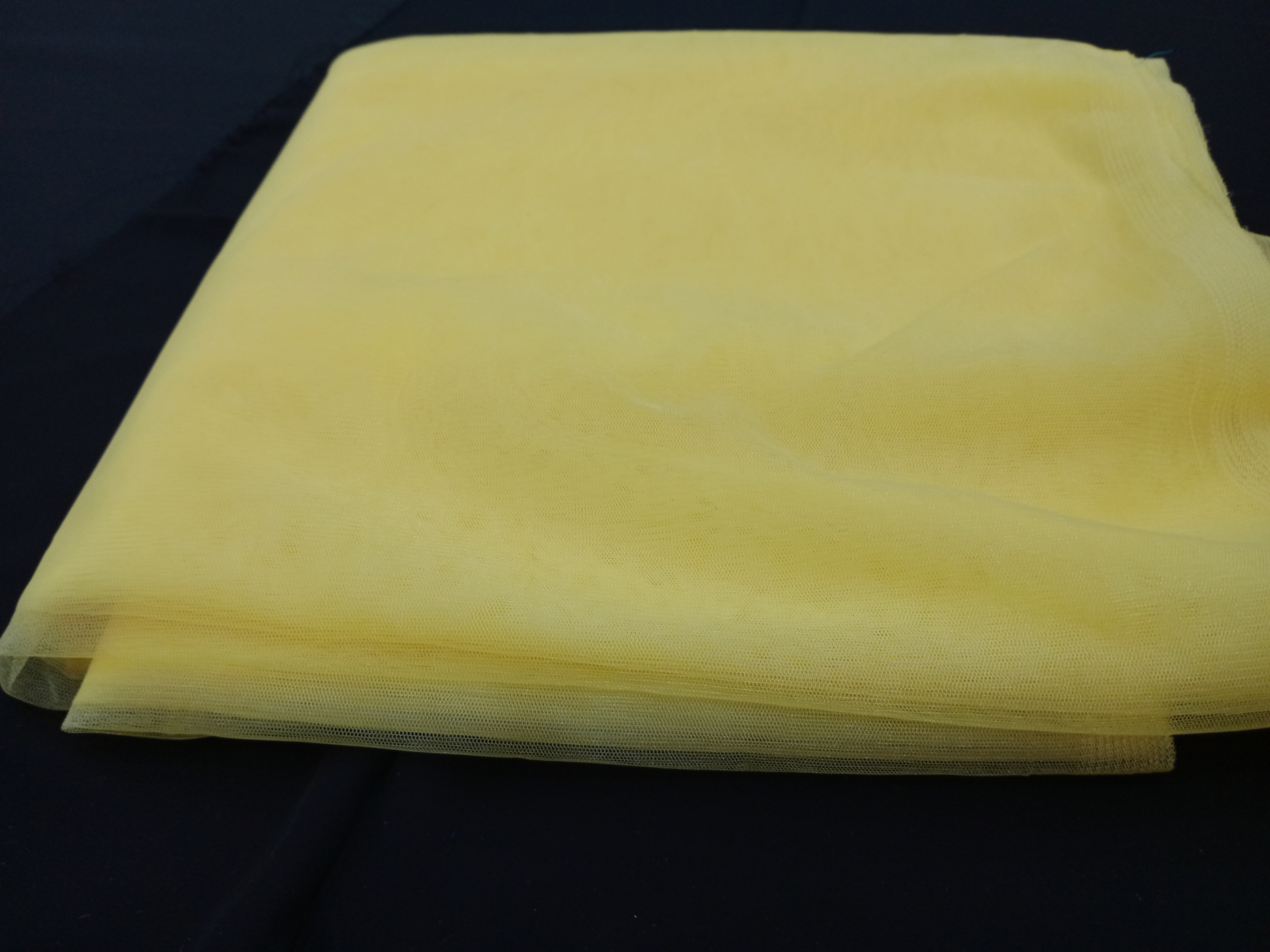 Polyster Mono Net Dyed Fabric