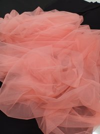 Polyster Net Dyed Fabric