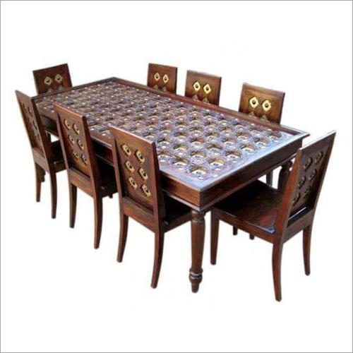 Wooden Fancy Dinning Table Set