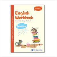 Kids Class 1 English Practice Workbook