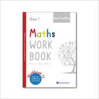 Kids Class 1 Maths Practice Workbook