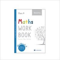 Kids Class 4 Maths Geometry Practice Workbook