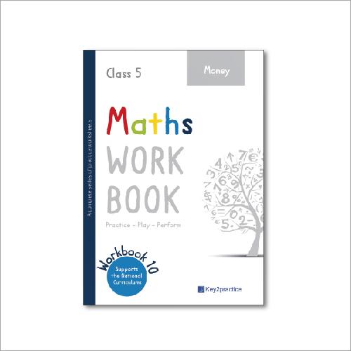 Kids Class 5 Maths Money Practice Workbook