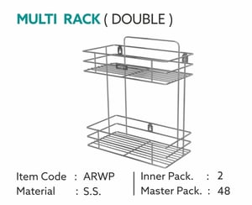 SS Kitchen Rack