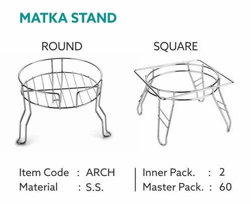 Steel Pot Stand