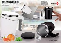 Cambridge Magic Stainless Steel Mug With 304 Steel Spill