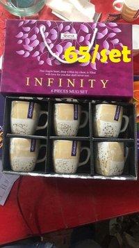 Infinity Exclusive Tea Mug Set