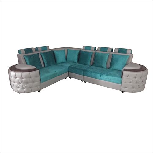 L Shape Cushion Sofa Set