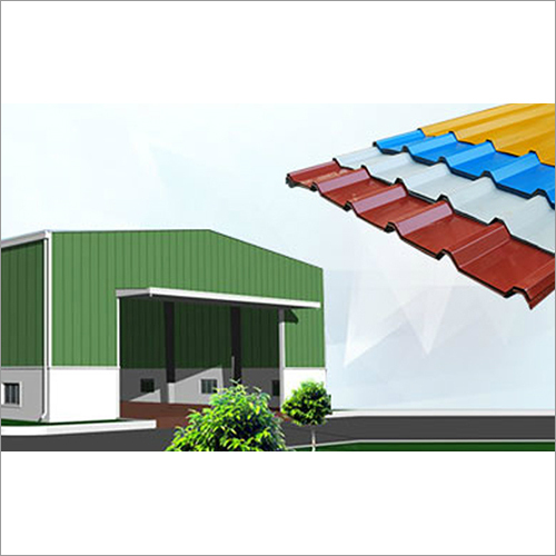 Industrial Roofing Shed Services