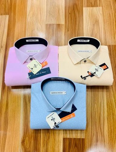 Cotton Print Matching Shirts