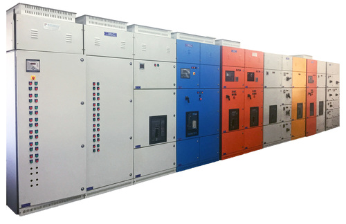 Main LT Panels PCC-MCC
