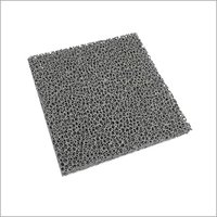 Silicon Carbide Ceramic Foam Filter for Malleable Castings