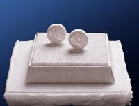 Industrial Cast Foundry Porous Alumina Ceramic Foam Filter
