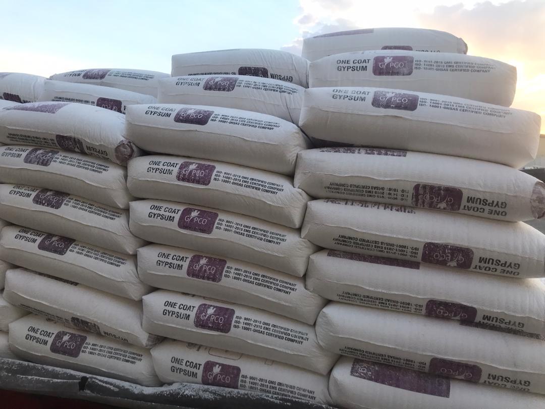 Imported Gypsum Powder 200 Mesh