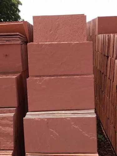 Red Sandstone tile
