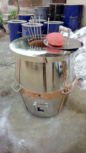 Stainless Steel Mirror Tandoor