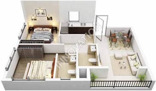 Apartment Interior Design Services
