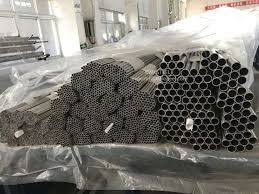Stainless Steel 316L Bright Annealed Tubes