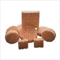 Zirconia Ceramic Foam Filter for Filtration of large size iron casting