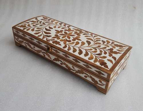 Bone Inlay Designer Box