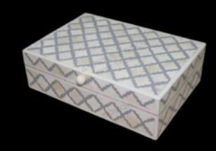 Bone Inlay Long Box